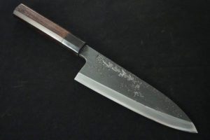 Tou Honjyoji 2nd  Deba Kurouchi 210mm・Single Bevel
