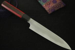 Tamahagane Gyuto(190mm) by Tou group Prototype④ Unwilling (Tatara Self made steel)