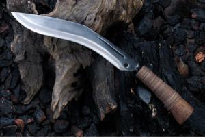 土居良明作 和式ククリ 7寸5分・両刃