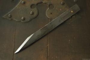 Swordsmith・Yoshindo Yoshiwara   Kiridashi