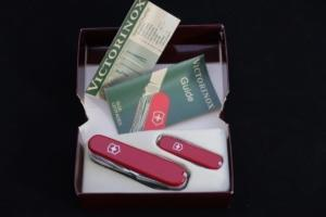 "Victorinox Original Swiss Army Officer's Knife ""The First And Finest""(1968-1983 Production)"