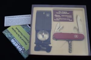 "The Original ""Swiss Connection"" Victorinox(1984 Production)[NEW]"