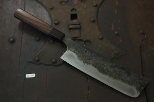 Swordsmith・Shigemitsu Ito  Tamahagane  Nakiri 180㎜(N-10)