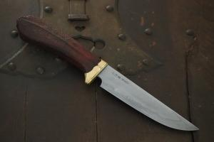 Swordsmith・Shigetoshi Sato Tamahagane  small knife