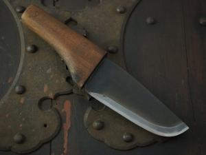 Vintage Japanese Hunting Skinner Single-Bevel(LL)   The1960's